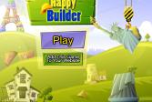 Играть Счастливый строитель онлайн флеш игра для детей