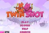 Играть Двойной выстрел онлайн флеш игра для детей