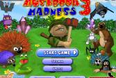 Играть Грибное безумие 3 онлайн флеш игра для детей