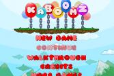 Играть Кабумз онлайн флеш игра для детей