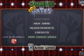 Играть Зомби у ворот онлайн флеш игра для детей