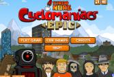 Играть Цикломаньяки: Эпический онлайн флеш игра для детей