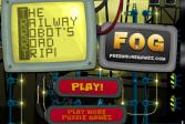 Играть Железнодорожные Роботы: Дорожное приключение онлайн флеш игра для детей