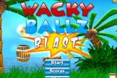 Играть Забавный взрыв шара онлайн флеш игра для детей