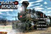 Играть Поезд мания онлайн флеш игра для детей