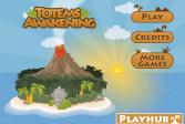 Играть Пробуждение тотемов онлайн флеш игра для детей