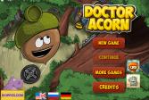 Играть Доктор Желудь онлайн флеш игра для детей