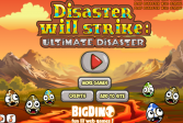 Играть Удар Стихии 4: Максимальная катастрофа онлайн флеш игра для детей