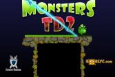 Играть Монстры 2 онлайн флеш игра для детей