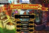 Играть Нападение на королевство 2 онлайн флеш игра для детей