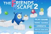 Играть Побег друзей 2 онлайн флеш игра для детей