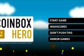 Играть Монетоприемник герой онлайн флеш игра для детей