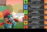 Играть Симулятор Героя – Простое Приключение онлайн флеш игра для детей