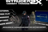Играть Охрана: Боевая тренировка онлайн флеш игра для детей