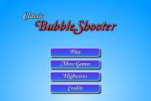 Играть Классическая стрельба по пузырям онлайн флеш игра для детей