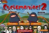 Играть Цикломаньяки 2 онлайн флеш игра для детей