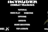 Играть Нарушение боевого обучения онлайн флеш игра для детей