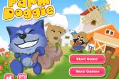 Играть Собачья ферма онлайн флеш игра для детей