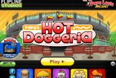 Играть Хот-доги папы Луи онлайн флеш игра для детей