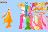 Играть Одеваем греческий наряд онлайн флеш игра для детей