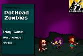 Играть Защита от зомби онлайн флеш игра для детей