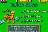 Играть Тигра скрытые звёзды онлайн флеш игра для детей