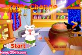 Играть Магическое зелье онлайн флеш игра для детей