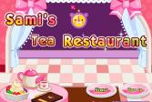 Играть Чайный ресторанчик Сэмми онлайн флеш игра для детей
