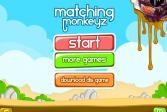 Играть Соответствующие обезьянки онлайн флеш игра для детей