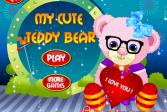 Играть Мой милый мишка онлайн флеш игра для детей
