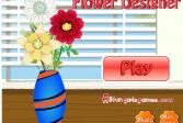 Играть Флорист онлайн флеш игра для детей