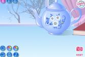 Играть Весёлое чаепитие онлайн флеш игра для детей