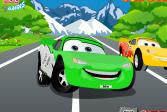Играть Молния Маквин онлайн флеш игра для детей