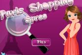 Играть Шоппинг в Париже онлайн флеш игра для детей