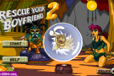 Играть Спасти бойфренда 2 онлайн флеш игра для детей