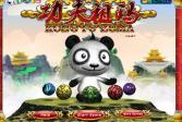 Играть Панда Зума онлайн флеш игра для детей