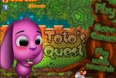 Играть Поиски Тото онлайн флеш игра для детей