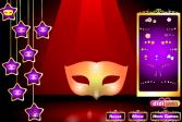 Играть Дизайн маски онлайн флеш игра для детей