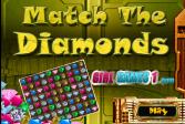 Играть Диамантовый пазл онлайн флеш игра для детей