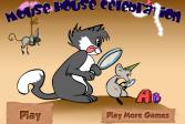 Играть Мышкин дом. Празднование онлайн флеш игра для детей