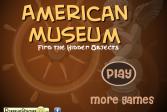 Играть Американский музей онлайн флеш игра для детей