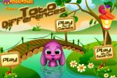 Играть Тоби различия онлайн флеш игра для детей