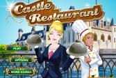 Играть Ресторан в замке онлайн флеш игра для детей