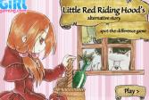 Играть Красная Шапочка онлайн флеш игра для детей