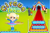 Играть Цирковое шоу Дженни онлайн флеш игра для детей