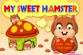 Играть Сладкий хомячок онлайн флеш игра для детей