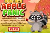 Играть Забавный мошенник-енот онлайн флеш игра для детей