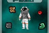 Играть Уклонись от астероида онлайн флеш игра для детей