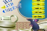 Играть Крыса и сыр онлайн флеш игра для детей