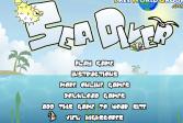 Играть Морской водолаз онлайн флеш игра для детей